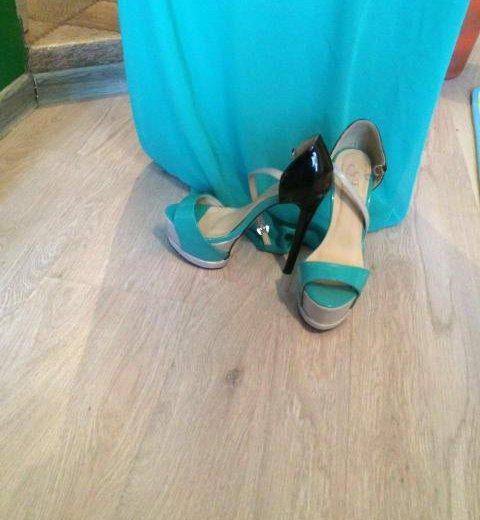 Платье в пол. Фото 1. Иркутск.