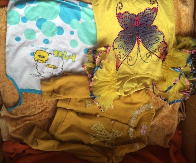 Детские вещи 5 лет платье 6лет. Фото 1. Уссурийск.