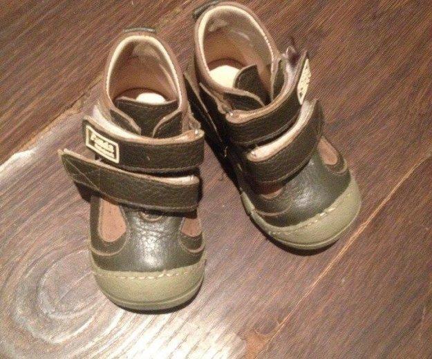 Кожаная обувь. Фото 1. Москва.