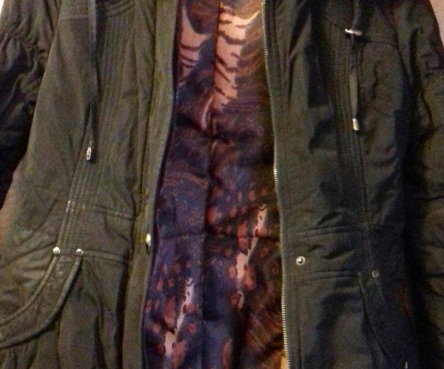 Куртка женская зимняя. Фото 1. Красноярск.