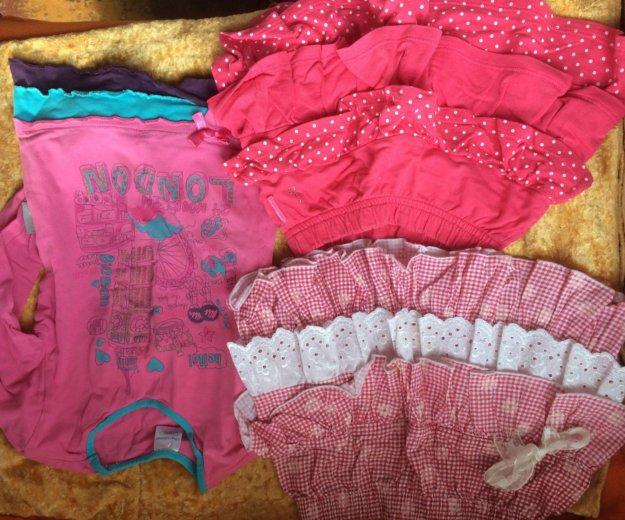 2 юбки + кофточка 5 лет. Фото 1. Уссурийск.