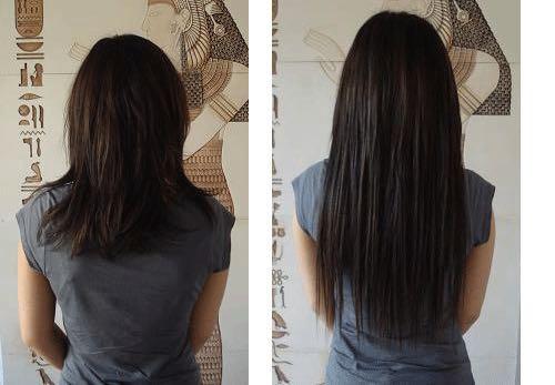 Натуральные волосы. Фото 2. Комсомольск-на-Амуре.