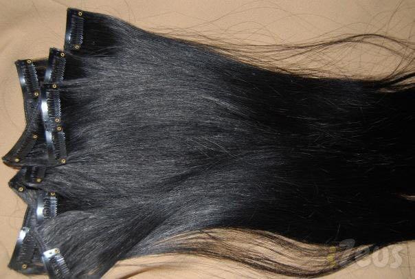 Натуральные волосы. Фото 1. Комсомольск-на-Амуре.