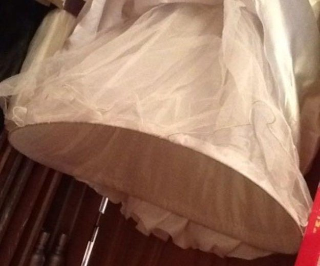 Свадебное платье. Фото 3. Рязань.