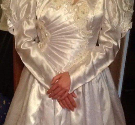 Свадебное платье. Фото 1. Рязань.