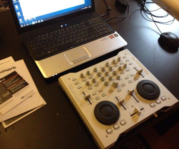 Dj контроллер numark omni control. Фото 1. Челябинск.