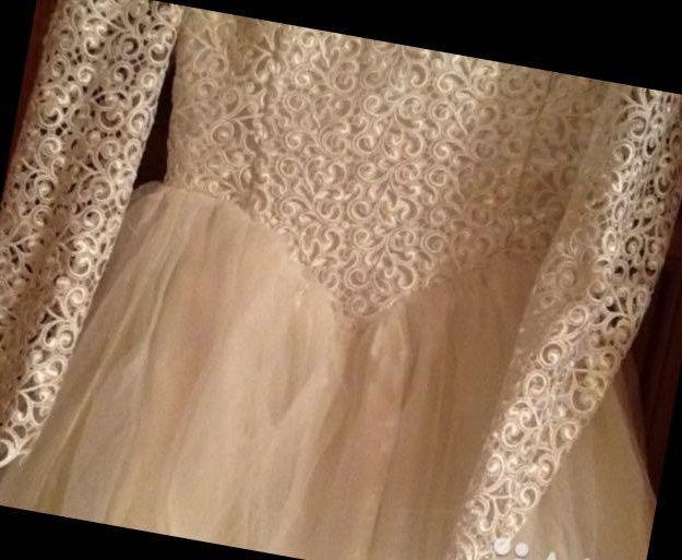 Платье свадебное. Фото 3. Рязань.