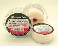 Пудинги для волос (твердый шампунь). Фото 2. Екатеринбург.