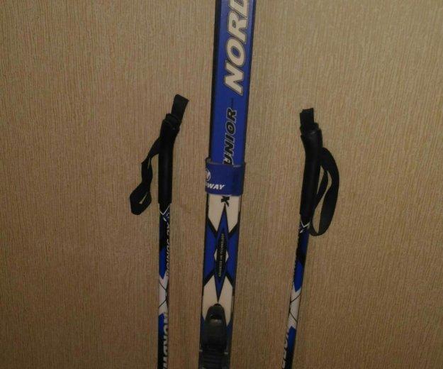 Лыжи. Фото 4.