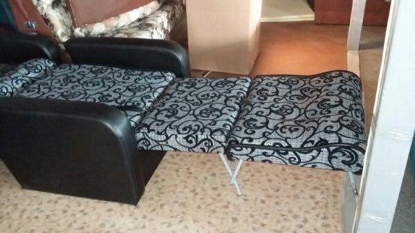 Кресло кровать. Фото 4. Омск.