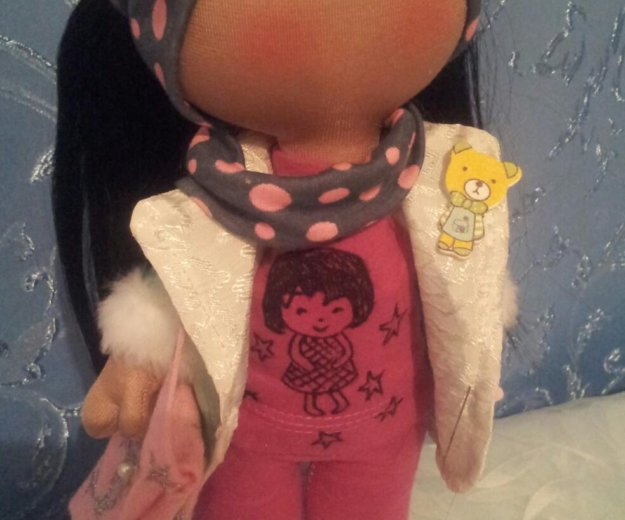 Кукла. ручная работа. Фото 4. Уфа.
