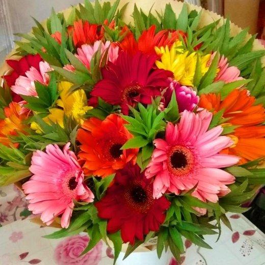 Цветы для вас. Фото 1. Владивосток.