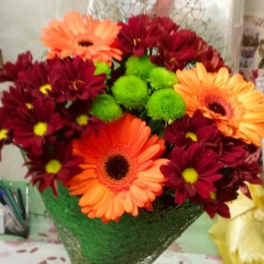 Цветы для вас. Фото 2. Владивосток.
