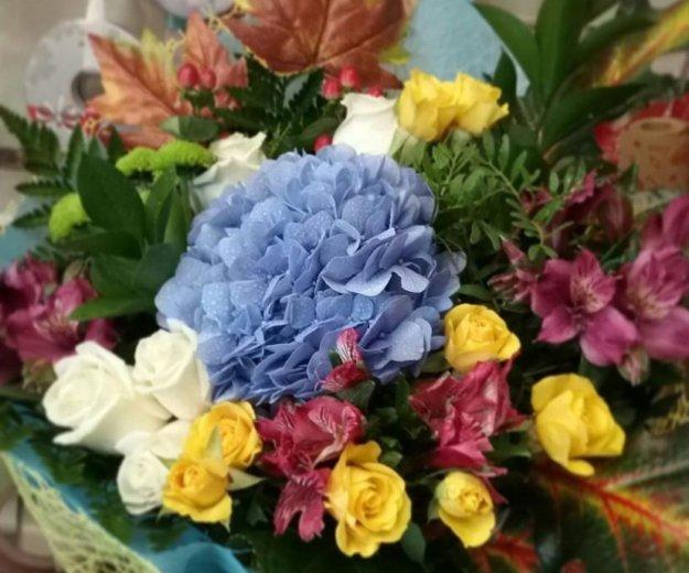 Цветы для вас. Фото 3. Владивосток.