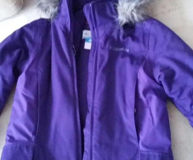 Куртка зимняя коламбиа, 128рост. Фото 1. Уфа.