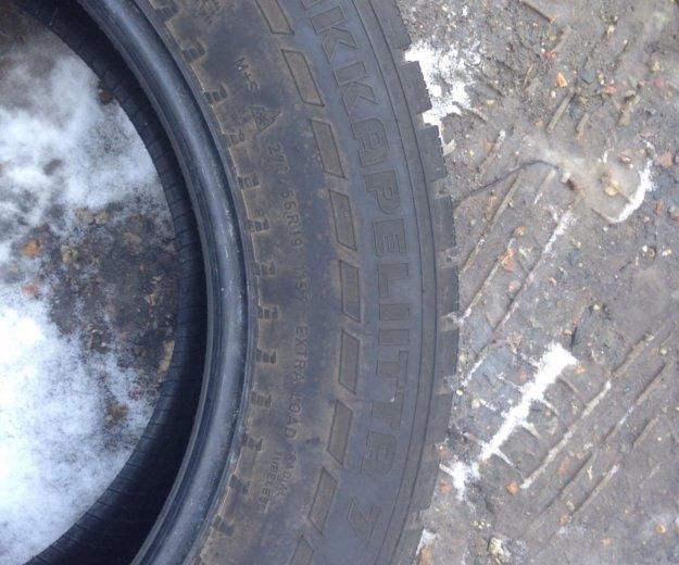 Резина зимняя хакапелита. Фото 2. Барнаул.