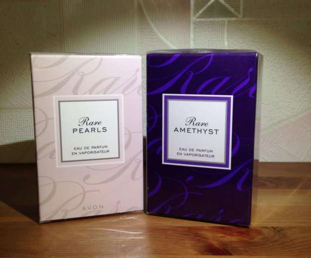 Rare pearls/rare ametist парфюмерная вода. Фото 1.