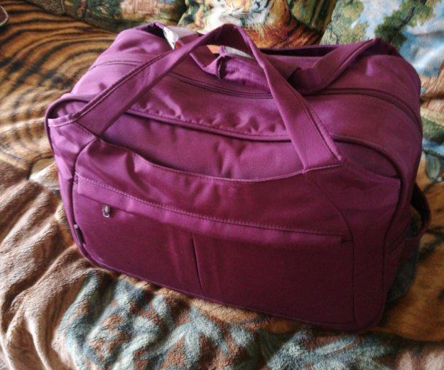 Дорожная сумка. Фото 1. Хабаровск.