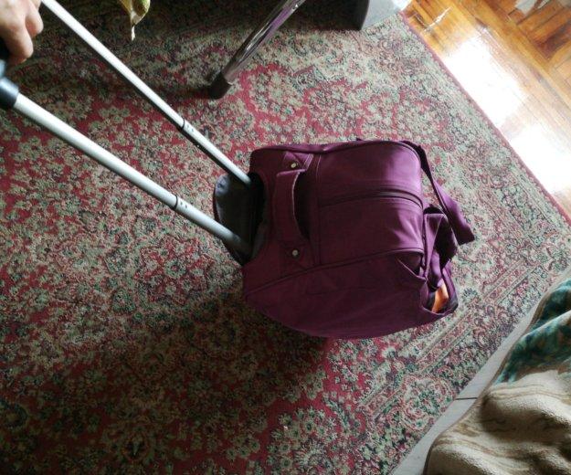 Дорожная сумка. Фото 2. Хабаровск.