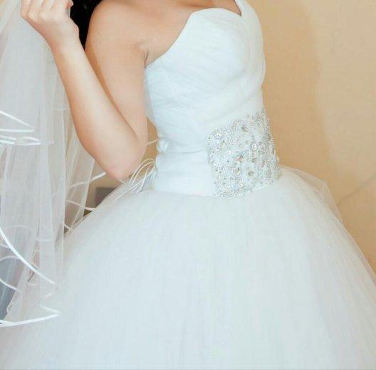 Свадебное платье. Фото 3. Томск.