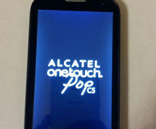 Телефон alcatel one touch 5036d pop. Фото 2. Барнаул.