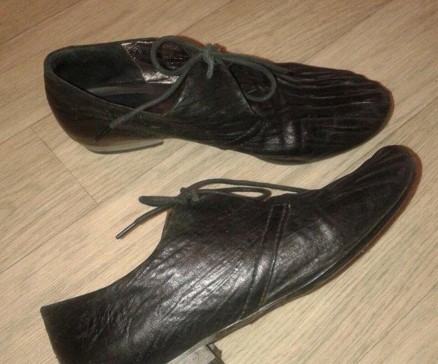 Туфли нат кожа. Фото 2. Красноярск.
