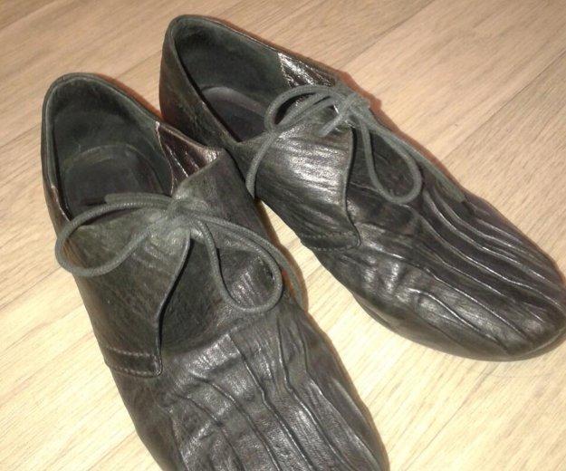 Туфли нат кожа. Фото 4. Красноярск.