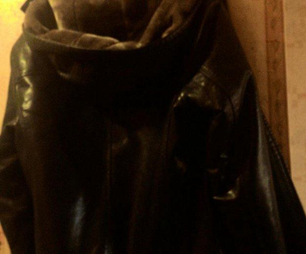 Дубленка мужская. Фото 2.