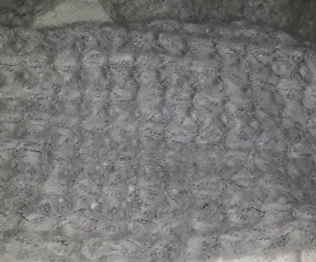 Комплект шапка шарф вяз. Фото 3. Хабаровск.