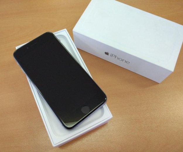 Apple iphone 6 16gb б/у. Фото 1. Красноярск.