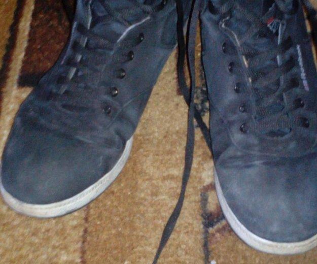 Ботинки reebok зимние. Фото 1.