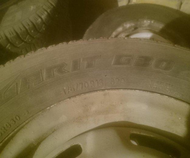 Зимние колеса r13. Фото 4. Тюмень.