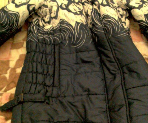 Куртка зимняя для беременных. Фото 1. Нижневартовск.