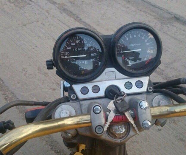 Honda cb 400 sf. Фото 4. Иркутск.