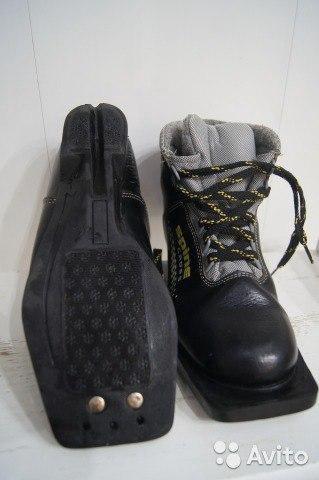 """Новые лыжные ботинки spine """"cross 35"""" размер 37. Фото 4."""