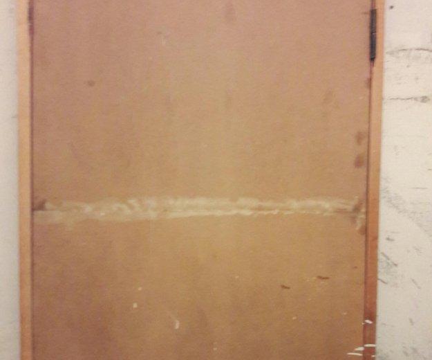 Дверное полотно с коробкой. Фото 1. Норильск.
