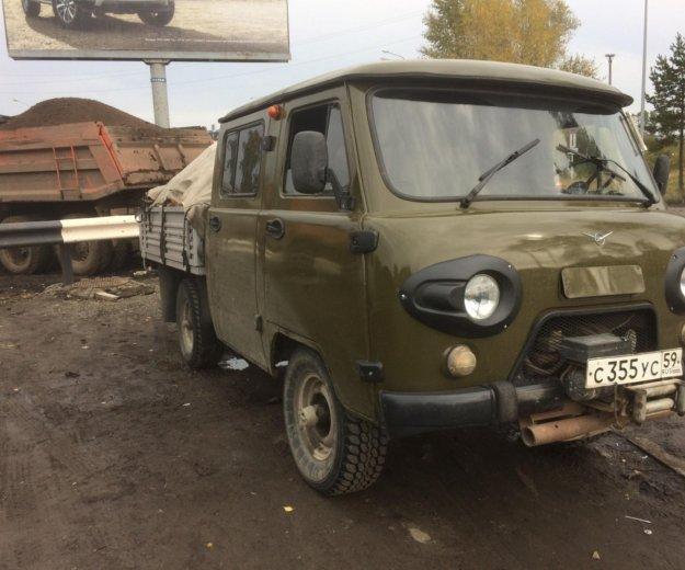 Уаз 3909. Фото 1. Екатеринбург.