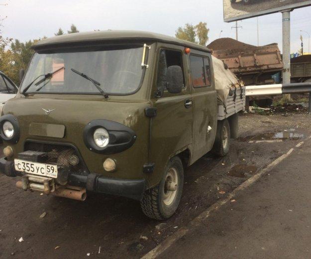 Уаз 3909. Фото 2. Екатеринбург.