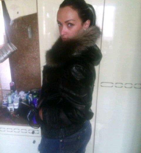 Продам куртку из сжатой лаковой кожи. Фото 4. Новосибирск.