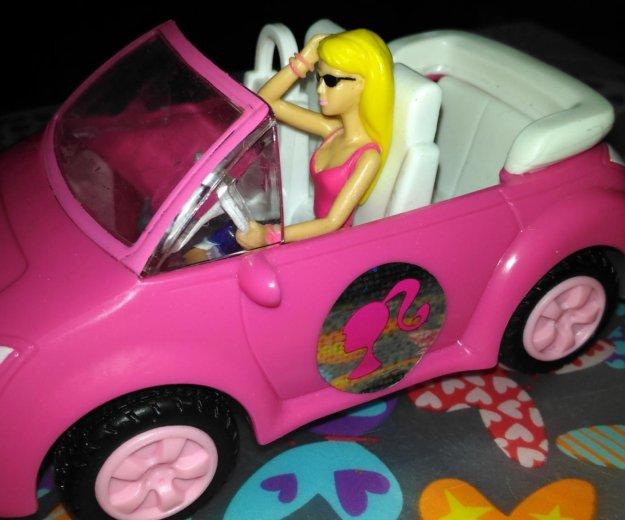 Барби в авто. Фото 1.