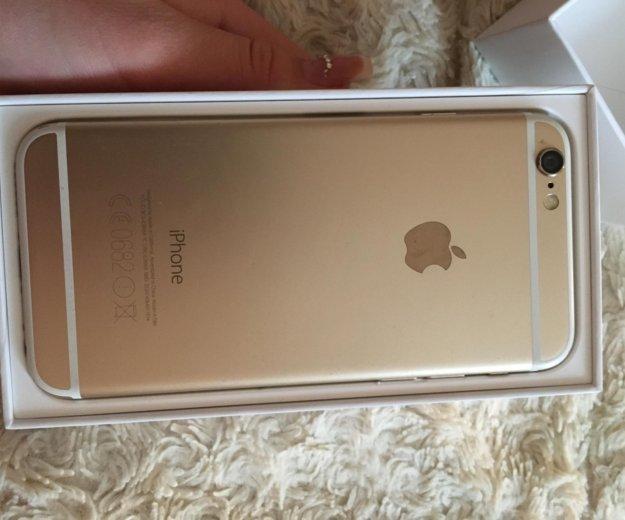 Iphone 6 gold. Фото 1. Новосибирск.