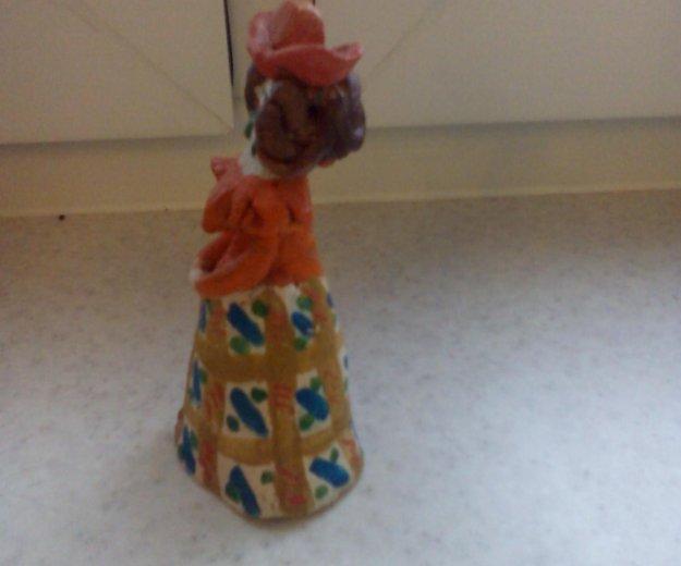 Кукла в технике керамика. Фото 4.