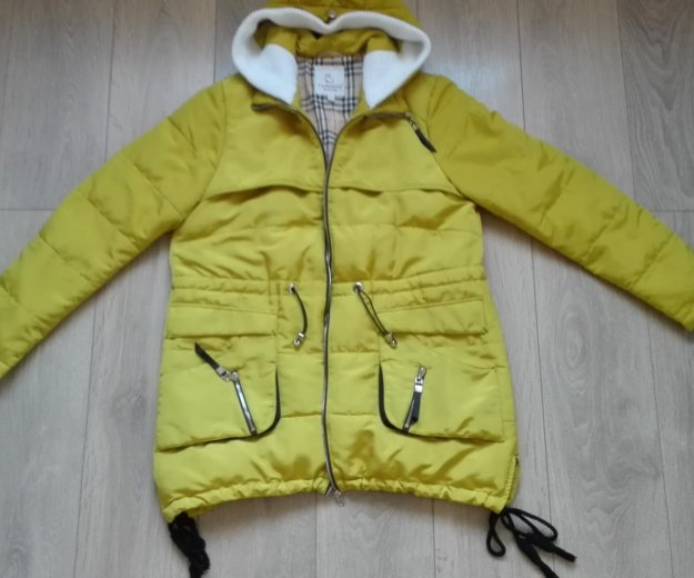 Куртка в отличном сост..на 50-52р. Фото 1. Хабаровск.