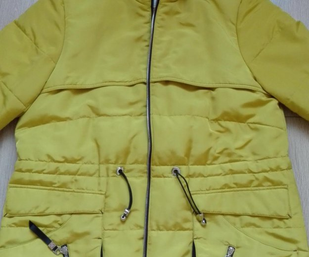 Куртка в отличном сост..на 50-52р. Фото 2. Хабаровск.