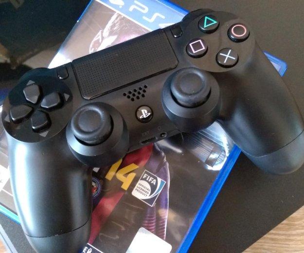 Playstation 4 ( ps4 ) в отличном состоянии. Фото 3.