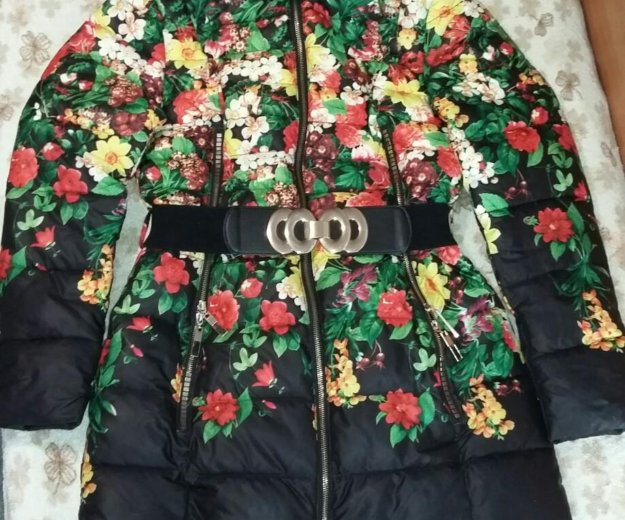 Зимняя куртка. Фото 3. Новосибирск.