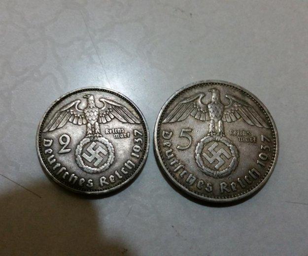 Серебряные монеты. Фото 2. Ангарск.
