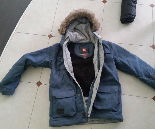 Куртка сноубордическая quicksilver. Фото 1. Домодедово.