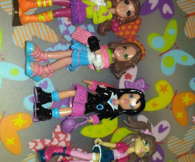 Куклы из sweet box. Фото 2.