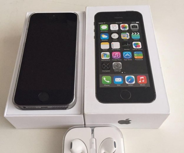 Iphone 5s 16gb. Фото 2. Якутск.